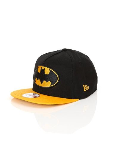 New Era 9Fifty 'Batman' platt snapback keps från New Era, Kepsar