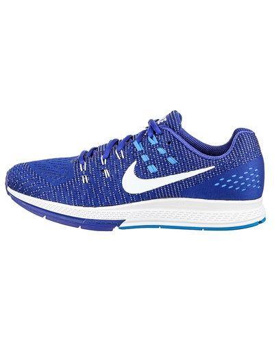Till herr från Nike, en blå löparsko.