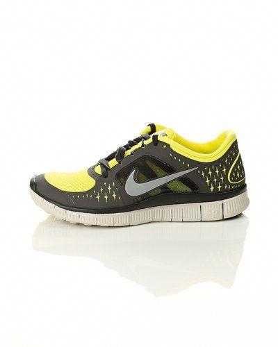 Nike Free Run + 3 löparskor, dam Nike barfotasko till unisex/Ospec..
