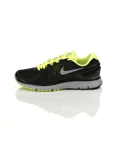 best service 0e19a 93053 Svart löparsko från Nike till unisex Ospec.