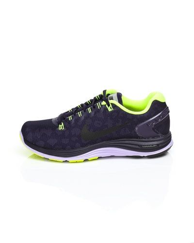 Nike Lunarglide+5 Shield löparskor Nike barfotasko till unisex/Ospec..