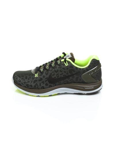 Till unisex/Ospec. från Nike, en grön barfotasko.