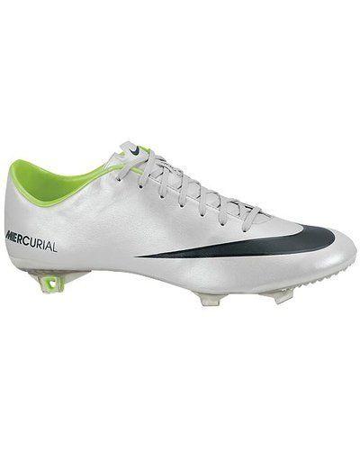 Nike MERCURIAL VAPOR IX FG 555605 003 MTLC PLATINU - Nike - Fasta Dobbar