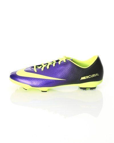 Nike Nike Mercurial Vapor IX FG fotbollsskor, JR. Traningsskor håller hög kvalitet.