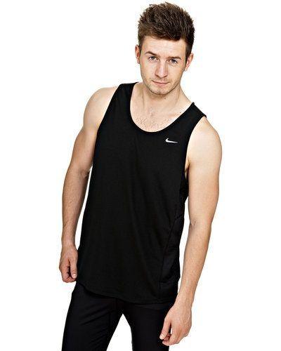 the best attitude dfaf1 723b5 Nike Miler löpar singlet - Nike - Kortärmade träningströjor