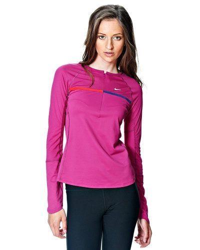 Nike Sphere LS 1/2 Zip Top löpartröja från Nike, Långärmade Träningströjor