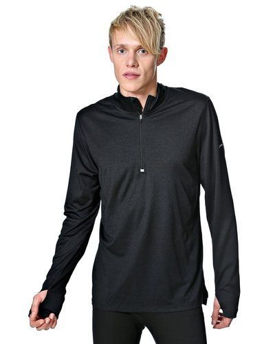 Nike wool 1/2 zip löpartröja från Nike, Långärmade Träningströjor