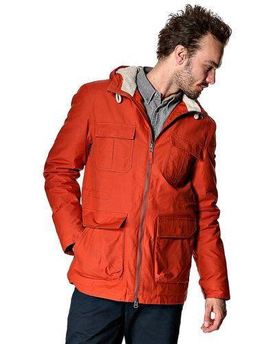 Till herr från NN.07, en orange höst- och vinterjacka.