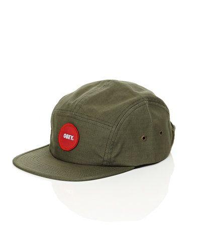 Obey 'Circle Patch' cap från Obey, Kepsar