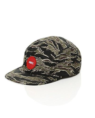 Obey 'Circle Patch' cap från Obey, Kepsar