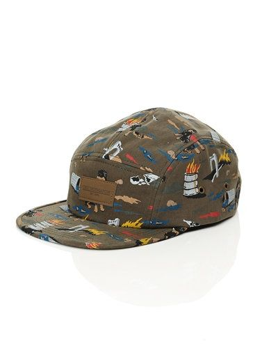 Obey 'City Hunting' cap från Obey, Kepsar