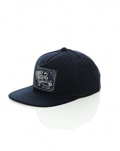 Obey 'Jacob' snapback cap - Obey - Kepsar