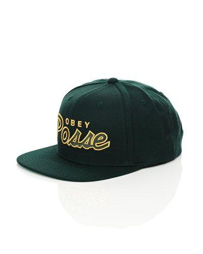Obey 'Posse' cap från Obey, Kepsar