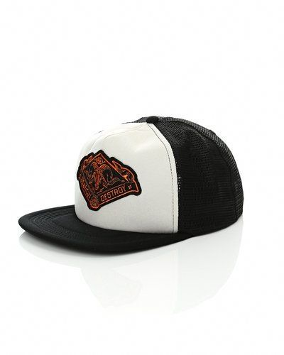 Obey 'Search & Destroy' trucker cap från Obey, Truckerkepsar