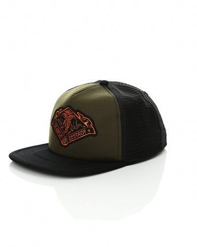 Obey 'Search & Destroy' trucker cap - Obey - Truckerkepsar