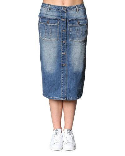 Object jeanskjol till tjejer.