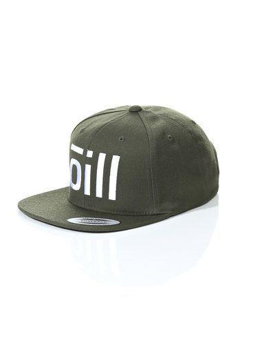 Oill flat snapback cap från Oill, Kepsar