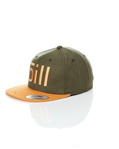 Oill flat snapback cap - Oill - Kepsar