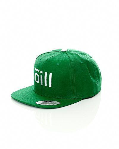 Oill snapback cap från Oill, Kepsar