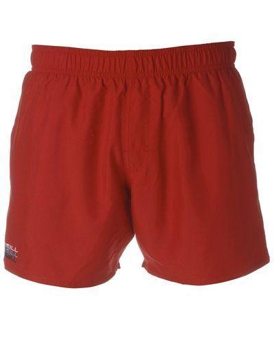Röd badshorts från O'neill till herr.