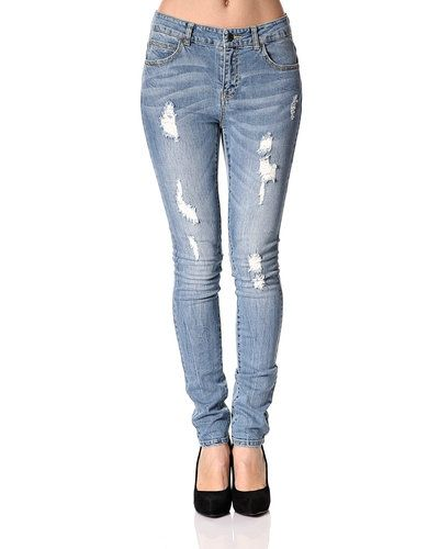 Outfitters Nation jeans till dam.