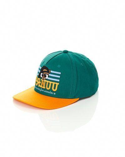 Panuu Panuu 'Oldschool' snapback cap. Huvudbonader håller hög kvalitet.
