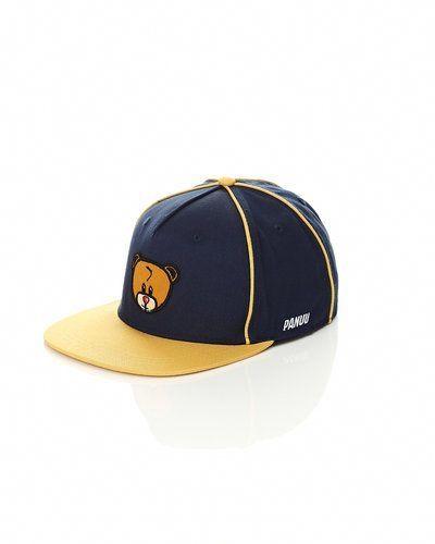 Panuu Panuu 'Teddy' snapback cap. Huvudbonader håller hög kvalitet.