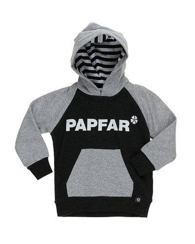 Papfar sweatshirts till kille.