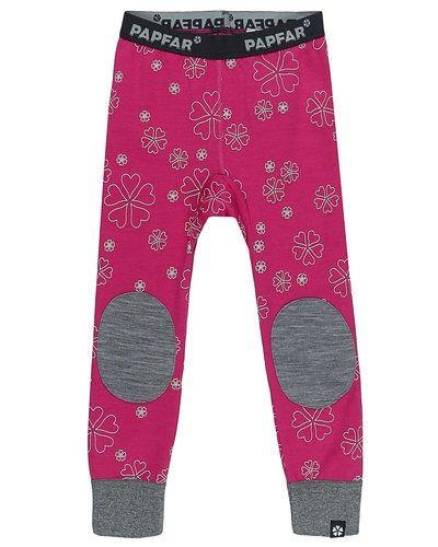 Rosa leggings från Papfar till tjej.