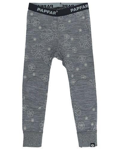 Till tjej från Papfar, en grå leggings.