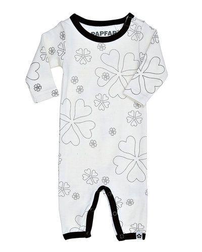 Papfar overall - ull/bomull från Papfar, Långärmade Träningströjor