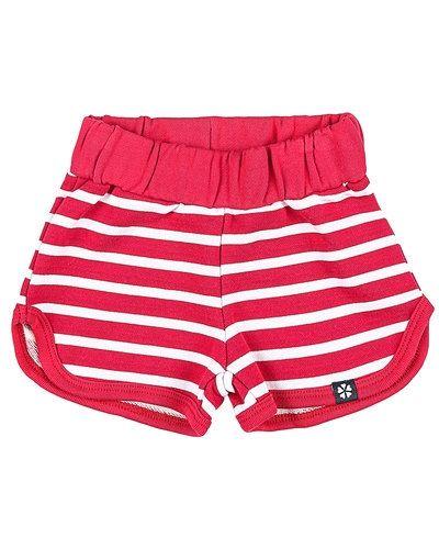Röd shorts från Papfar till dam.