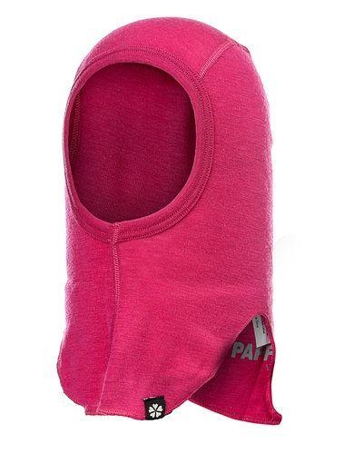 Till barn från Papfar, en rosa mössa.