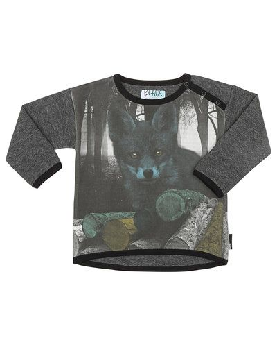Till kille från Phister & Philina, en grå sweatshirts.