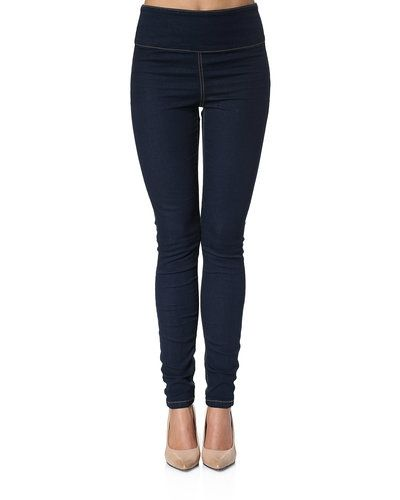 PIECES Byxor Pieces high waist jeans till dam.