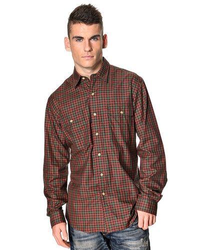 Polo Ralph Lauren Polo Ralph Lauren langærmet skjorte. Huvudbonader håller hög kvalitet.