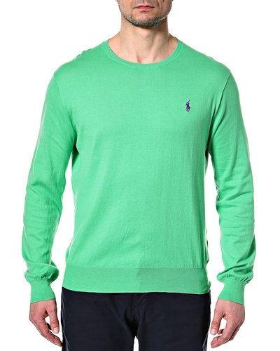 grön ralph lauren tröja