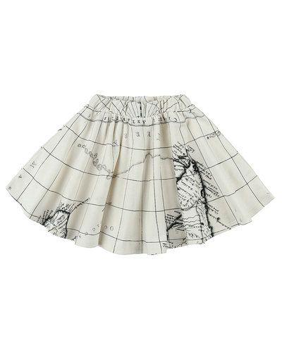 Flerfärgad kjol från Popupshop till barn.