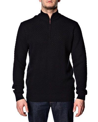 Pre End 'Bastian Zip' stickad tröja m/zip från Pre End, Mössor