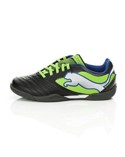 Puma Puma PowerCat 4 IT Jr inomhus fotbollskor. Fotbollsskorna håller hög kvalitet.