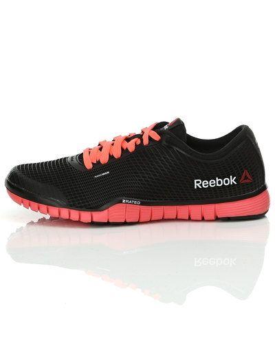 Svart sneakers från Reebok till dam.