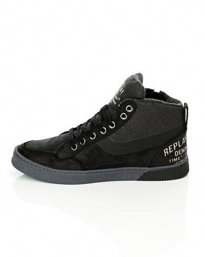 Replay 'Nevada' sneakers hi Replay sneakers till herr.