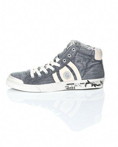 Blå sneakers från Replay till herr.
