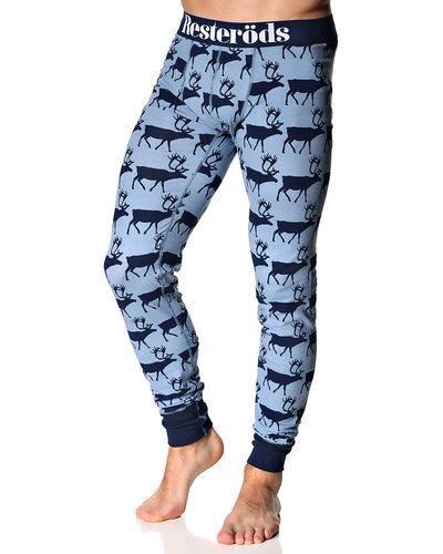 Till herr från Resteröds, en blå pyjamas.