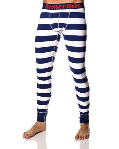Flerfärgad pyjamas från Resteröds till herr.