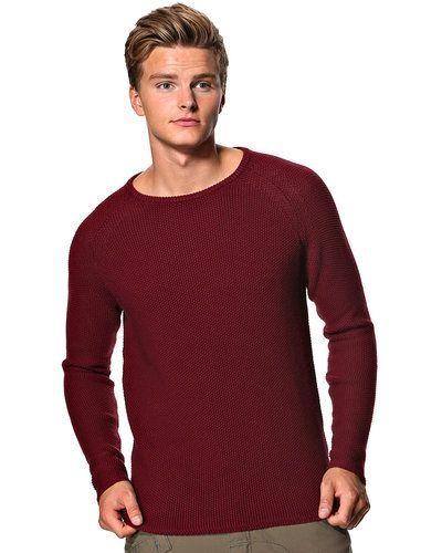 Revolution Revolution 'Joakim' stickad tröja. Huvudbonader håller hög kvalitet.