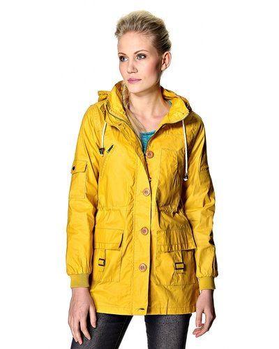 Till dam från Övriga, en gul övriga jacka.