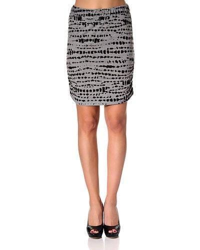 Grå kjol från Saint Tropez till kvinna.