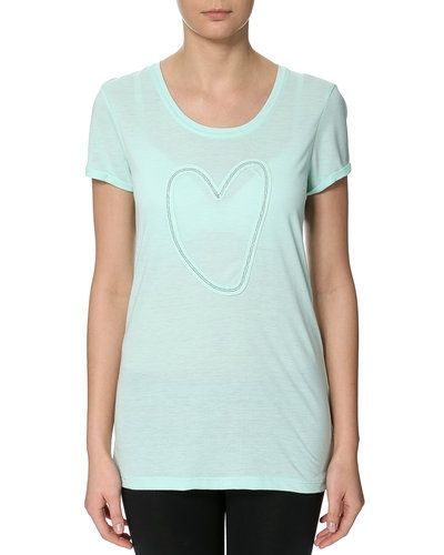 Till dam från Saint Tropez, en grön t-shirts.