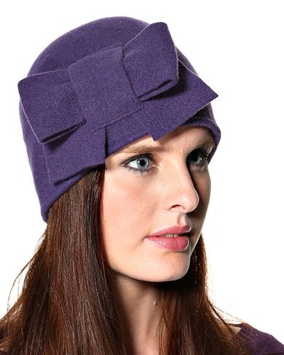 Seeberger Seeberger ull hatt. Huvudbonader håller hög kvalitet.